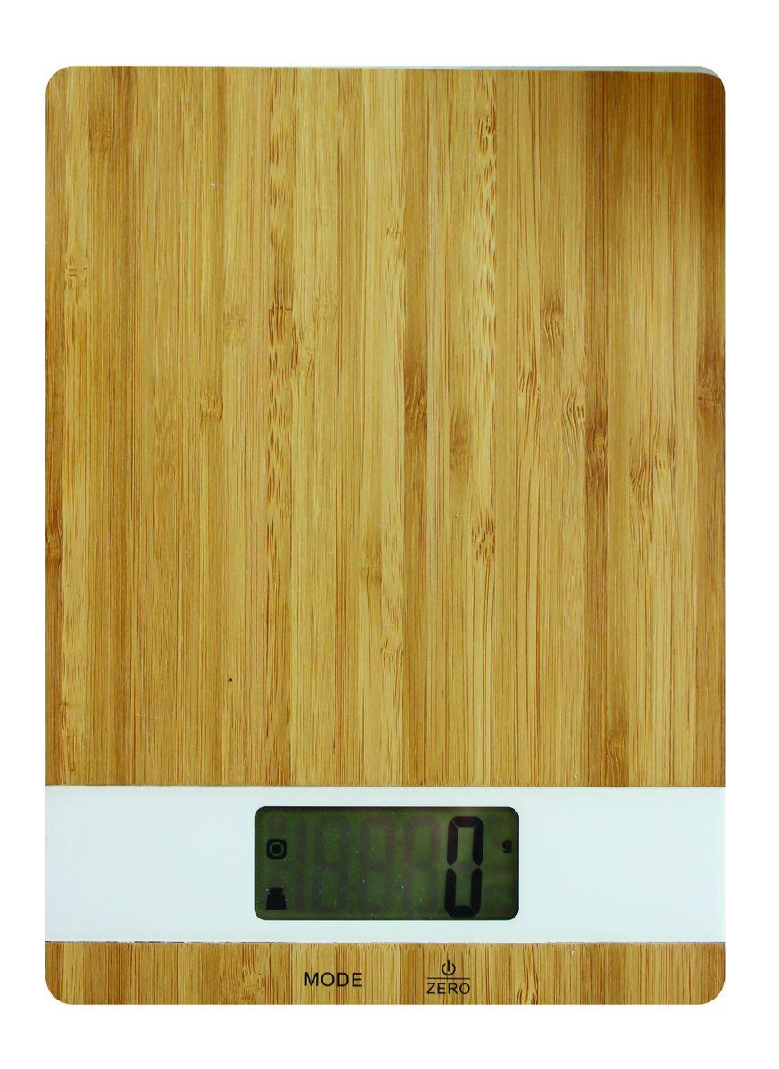 Balance digitale bambou