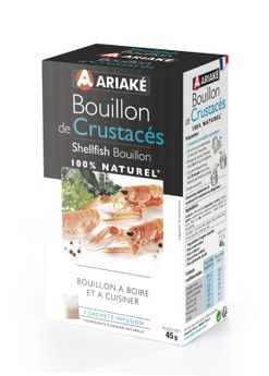 BOUILLON DE CRUSTACES - ARIAKE