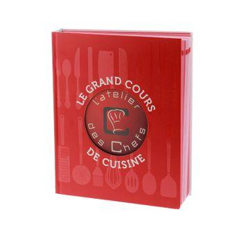 GRAND COURS DE CUISINE - HACHETTE PRATIQUE