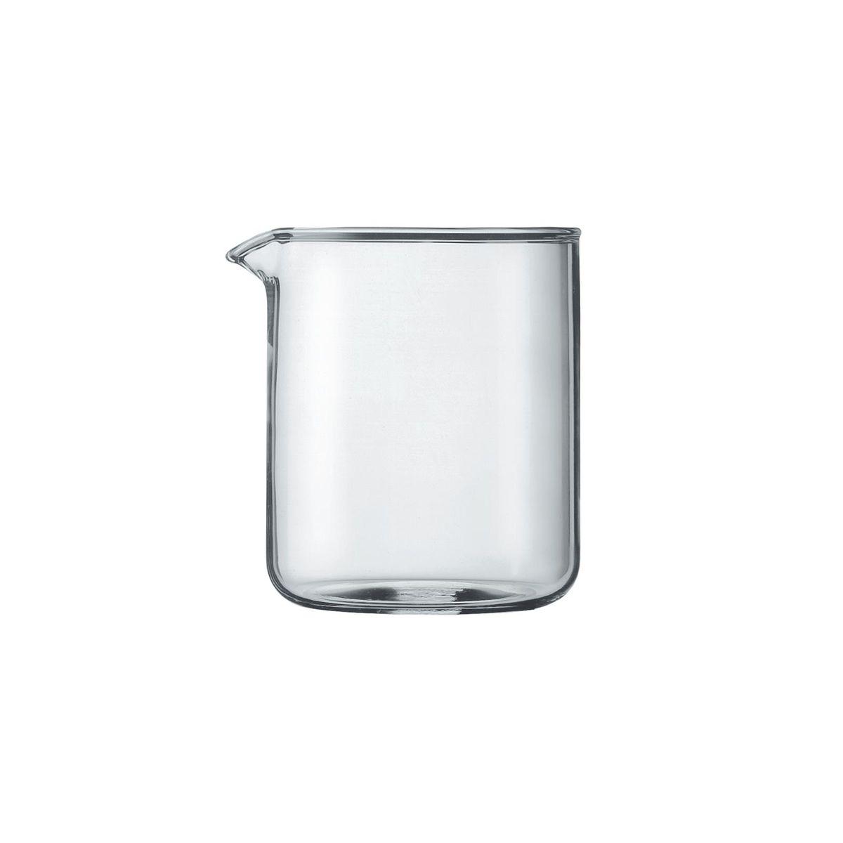 Pièce de rechange : verre de rechange cafetière 4 tasses - Bodum