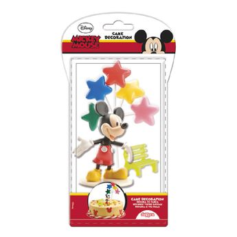 SET DECOR GATEAU MICKEY - DEKORA