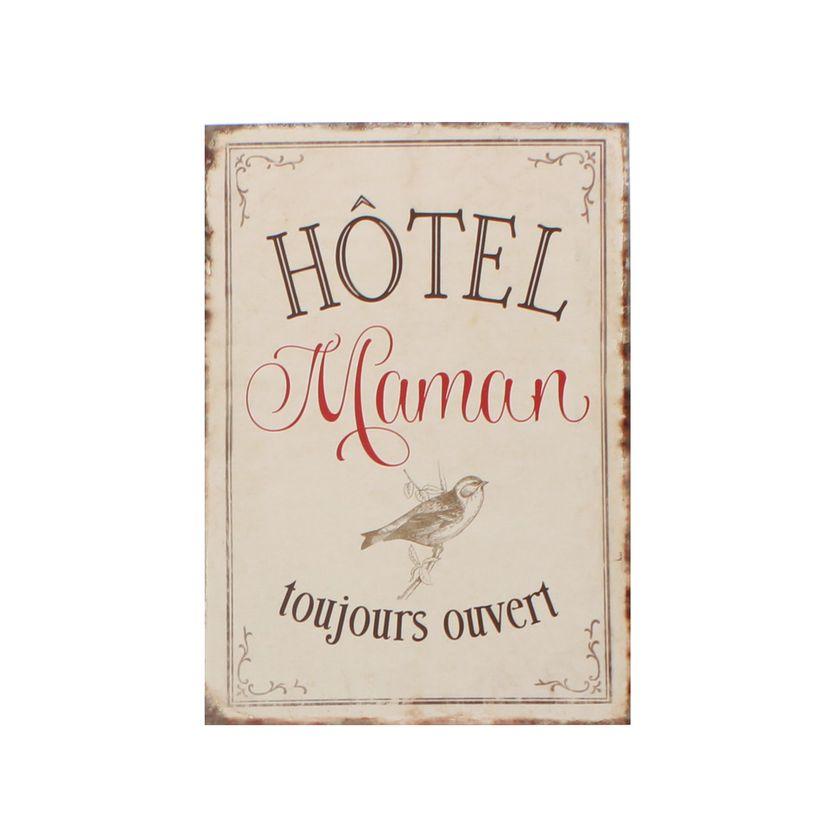 CP HOTEL MAMAN - ART GRAFIK