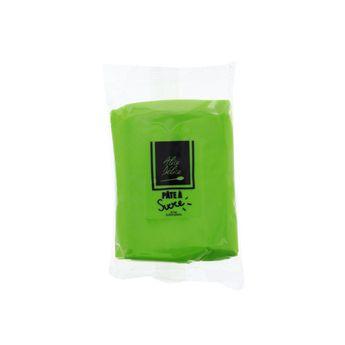 Achat en ligne Pâte à sucre vert clair 250g - Alice Délice