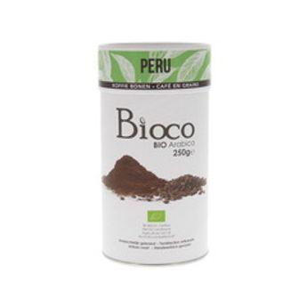CAFE EN GRAIN PERU 250GR - BIOCO