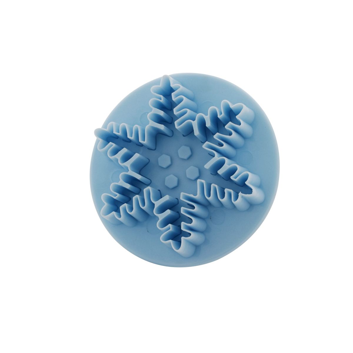 Emporte-pièce éjecteur flocon biscuit Noël