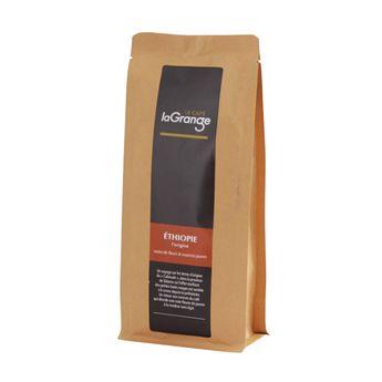 CAFE EN GRAINS ETHIOPIE L´ORIGINE 250GR - LAGRANGE