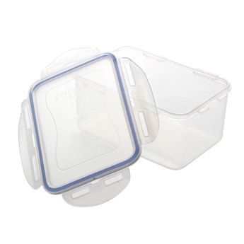 Boîte rectangulaire en plastique 1.1l - Lock And Lock
