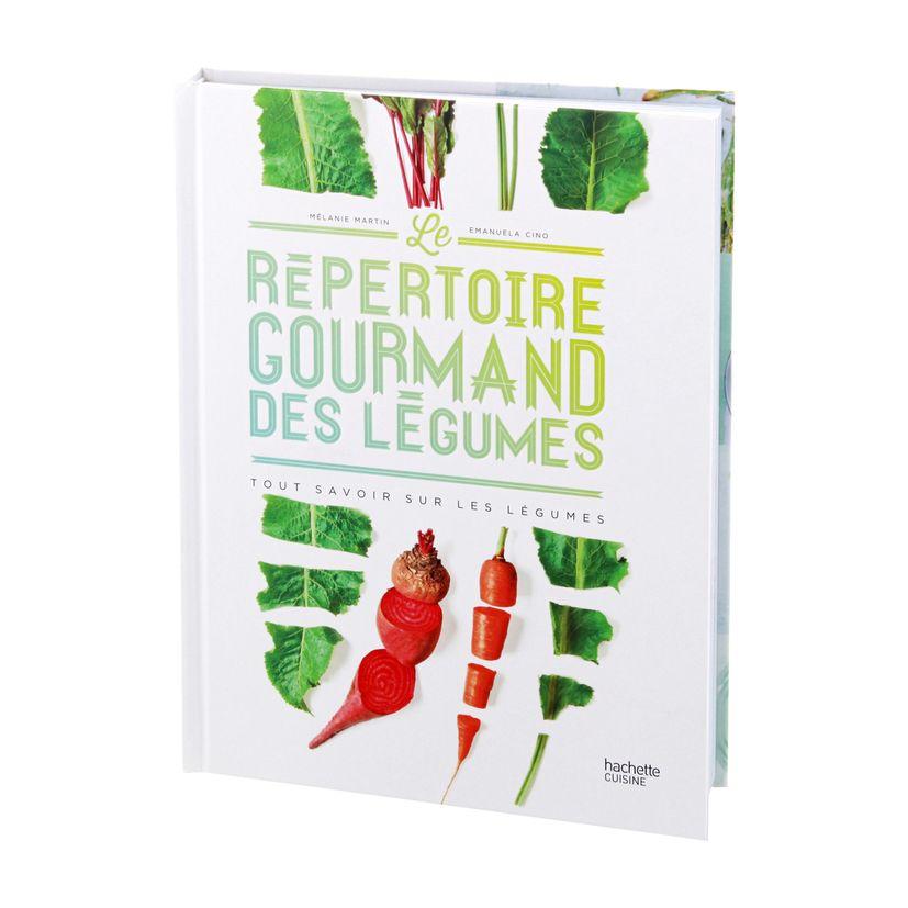 LE REPERTOIRE GOURMAND DES LEGUMES - HACHETTE PRATIQUE