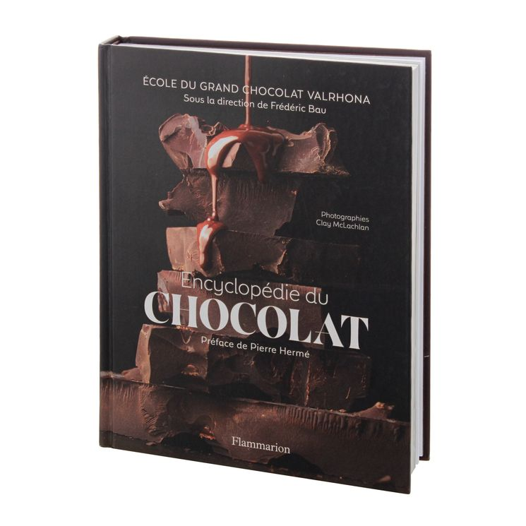 Encyclopédie du chocolat - Flammarion