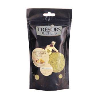 Achat en ligne Poudre de pistaches 250gr - Trésors de Chefs