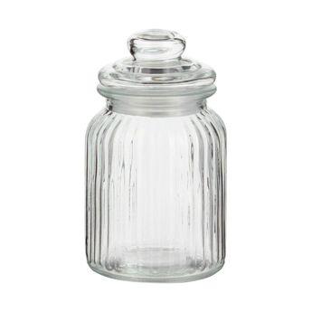 Bonbonnière en verre nostalgie 900 ml - Zeller
