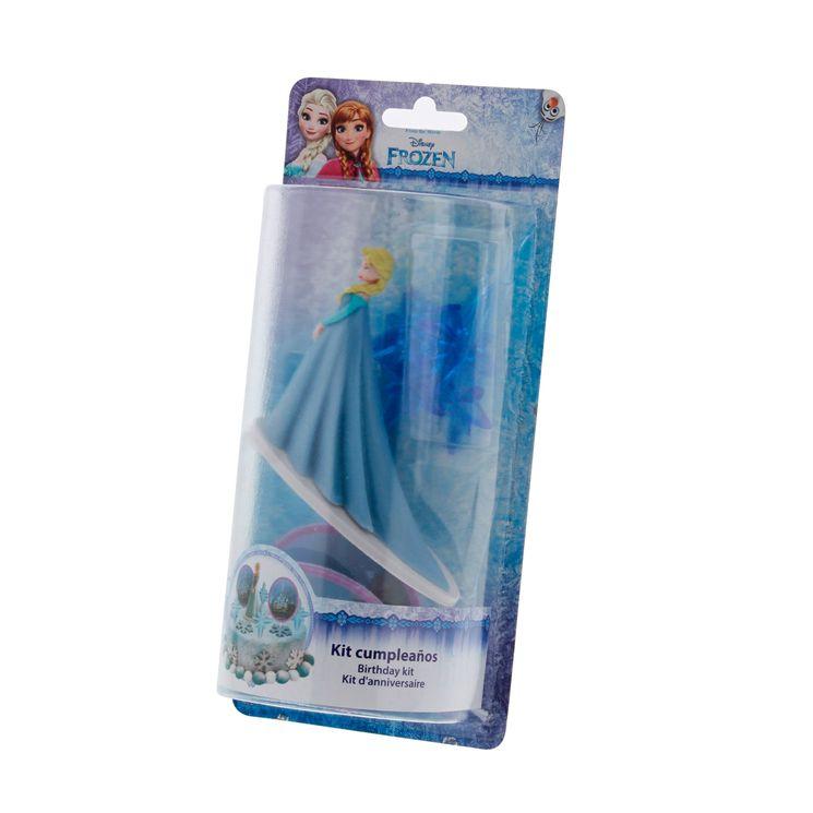 Kit anniversaire Reine des neiges - deKora
