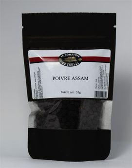 Poivre sauvage  Assam Sachet 55gr - Le comptoir colonial