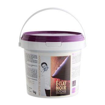 GLACAGE ECLAT NOIR 1KG - FELDER