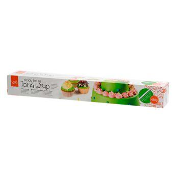 Rouleau de pâte à sucre vert - Voila