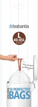 Achat en ligne Sacs-poubelle 45l - Brabantia