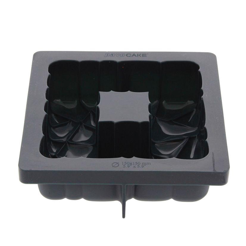 MOULE 3D SQUARE EN SILICONE - PAVONI