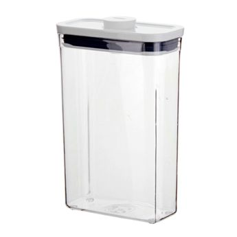 Boîte de conservation Pop 2.0 slim rectangle 1.8l - Oxo