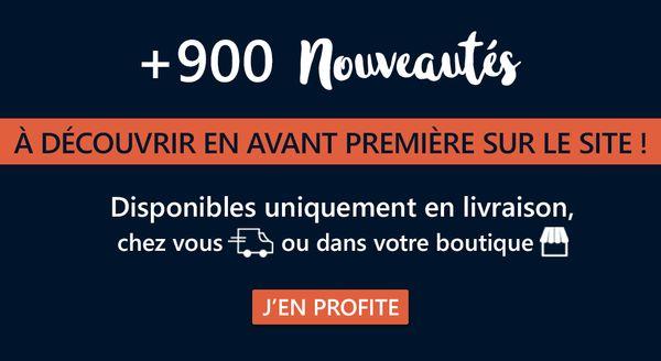 900 Nouveautés