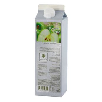 PUREE DE POMMES VERTES 1000ML -  RAVIFRUIT
