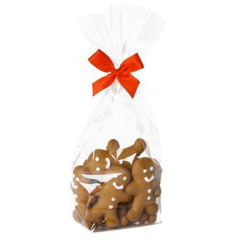 Achat en ligne 10 mini bonhommes pain epices 50g - Pertzborn