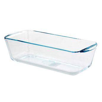 Achat en ligne Moule à cake en verre transparent 12 x 28 cm - Pyrex