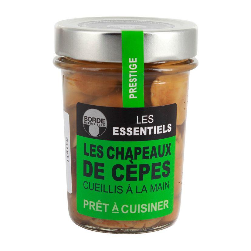 LES CHAPEAUX DE CEPES - BORDE