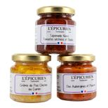 Coffret tartine du sud  - L´Epicurien