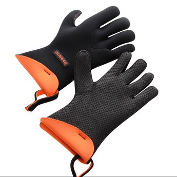 Paire de gants anti-chaleur Néoprène - taille S/M - AUBECQ