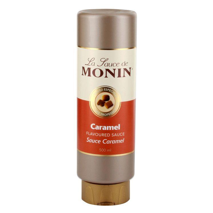 Sauce caramel 50cl - Monin