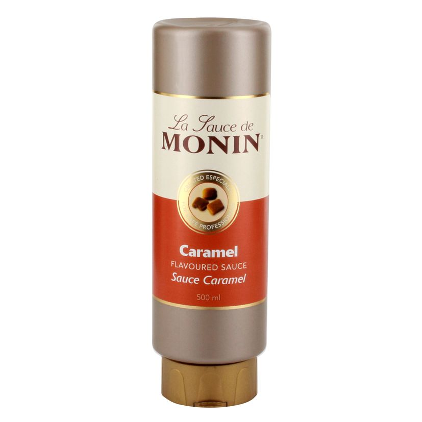 Sauce caramel 50 cl - Monin