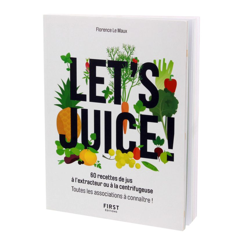 Let´s juice - First Editions