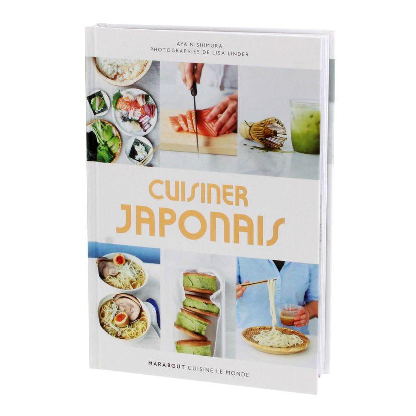 Cuisiner japonais - Marabout