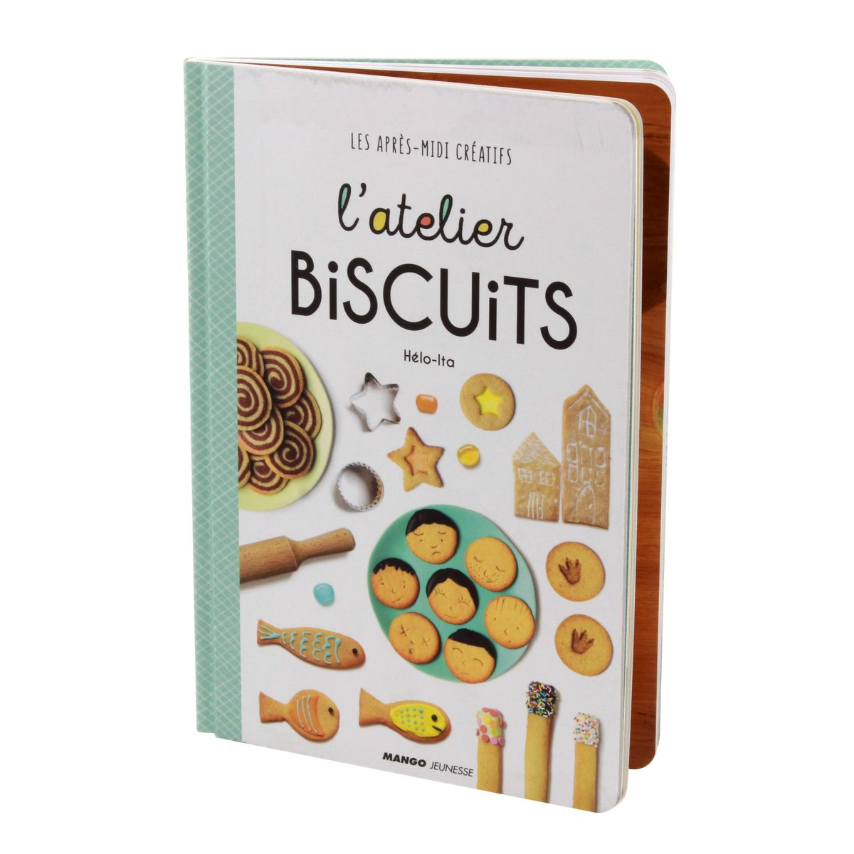 L´atelier biscuits - Mango Jeunesse