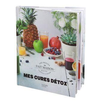 MES CURES DETOX - HACHETTE CUISINE