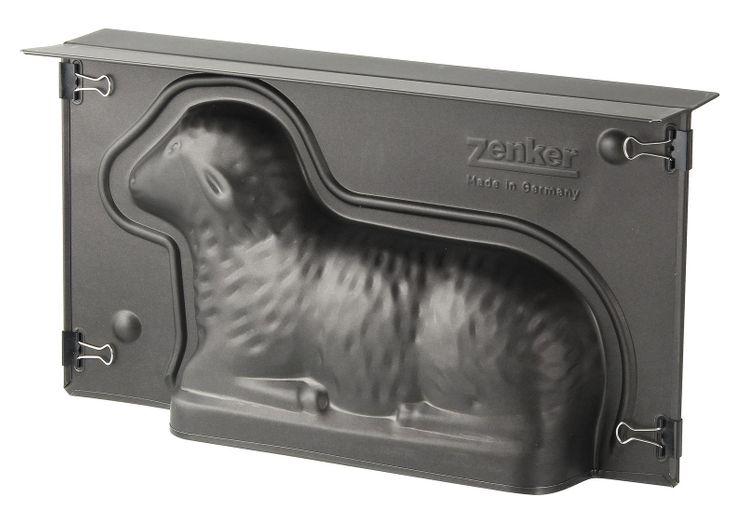 Moule agneau pascal 3D - Chevalier Diffusion