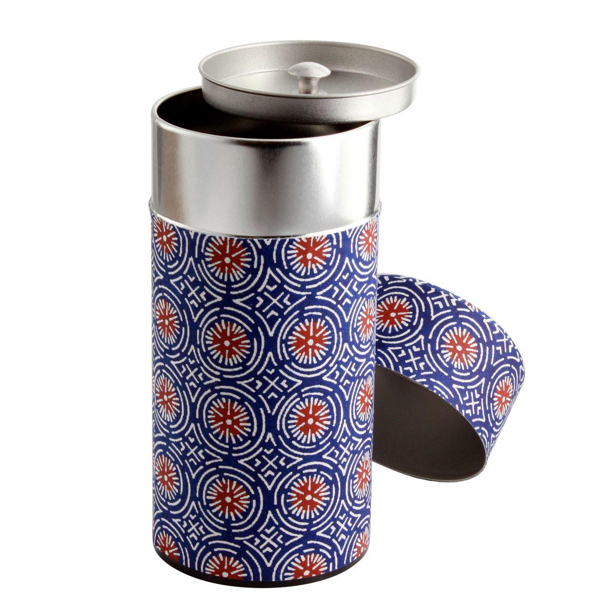 Boîte à thé 200g 7.5x15.5 cm Adonis - Bastide Diffusion