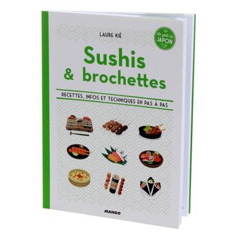 SUSHIS ET BROCHETTES - MANGO