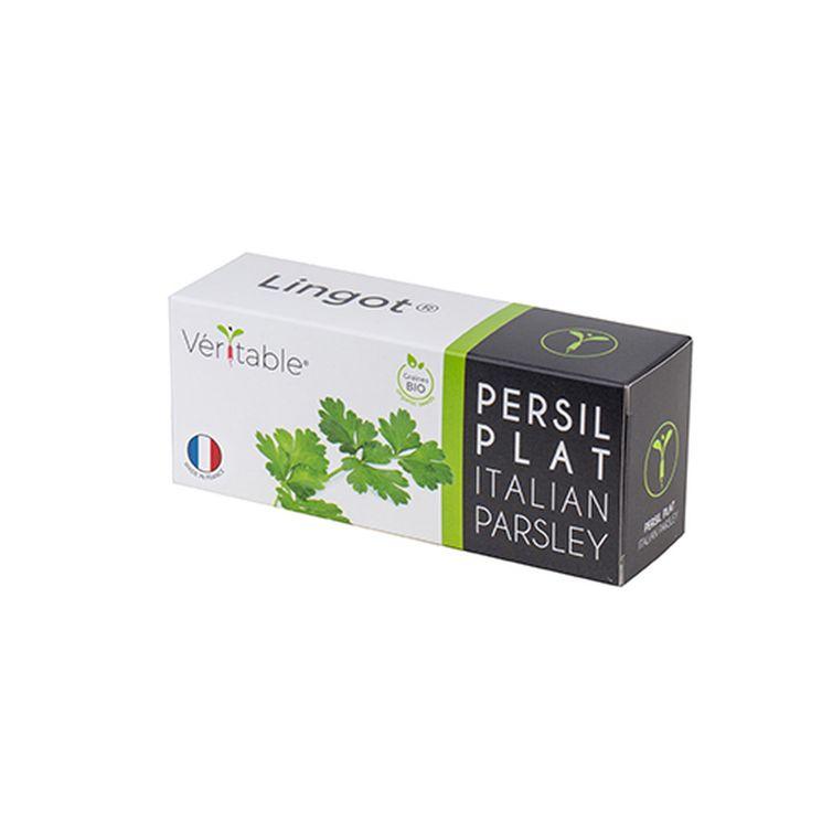 Recharge persil plat bio - Véritable