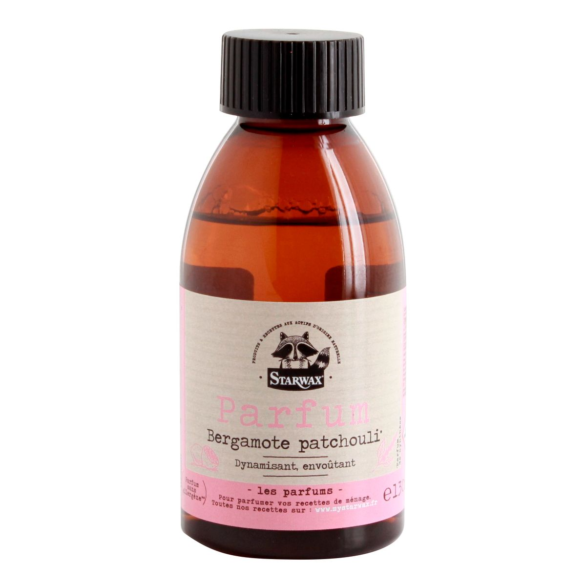 Parfum bergamote patchouli 130ml - My Starwax