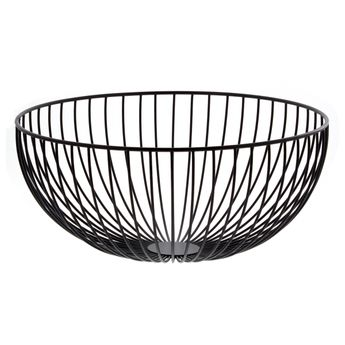 CORBEILLE A FRUITS METAL 30CM - POINT VIRGULE