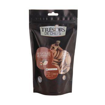 Chocolat de couverture Noisetto 250gr - Trésors de Chefs