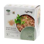 Cuiseur à riz et quinoa - Lékué