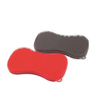 Achat en ligne Eponge en silicone 13 x 8 cm - Dotz