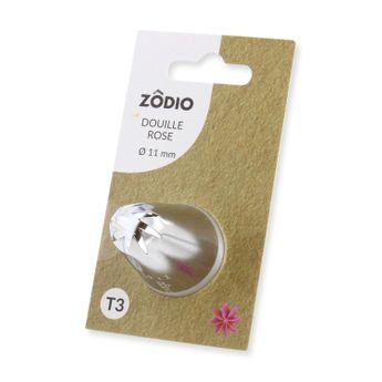 Achat en ligne Douille inox rose 11 mm