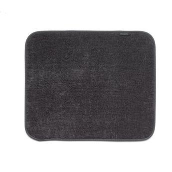 Tapis égouttoir en microfibre gris - Brabantia
