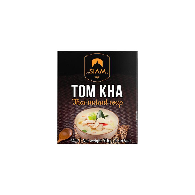 Soupe tom kha 50 gr - De Siam