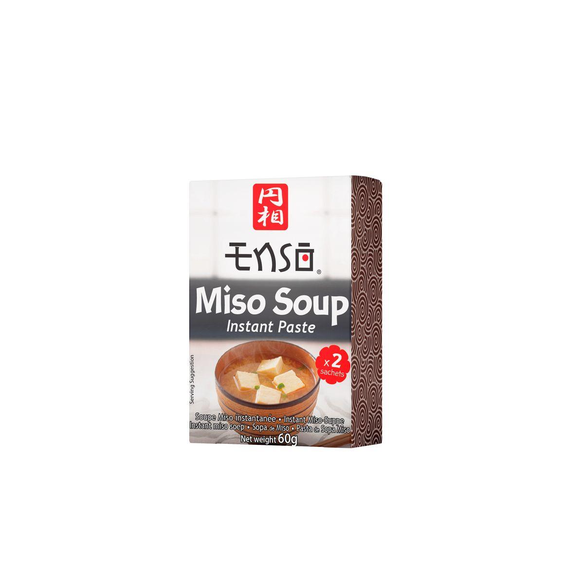 Soupe miso - Enso