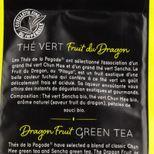 Thé vert bio fruit du dragon 100gr - Thés de la Pagode