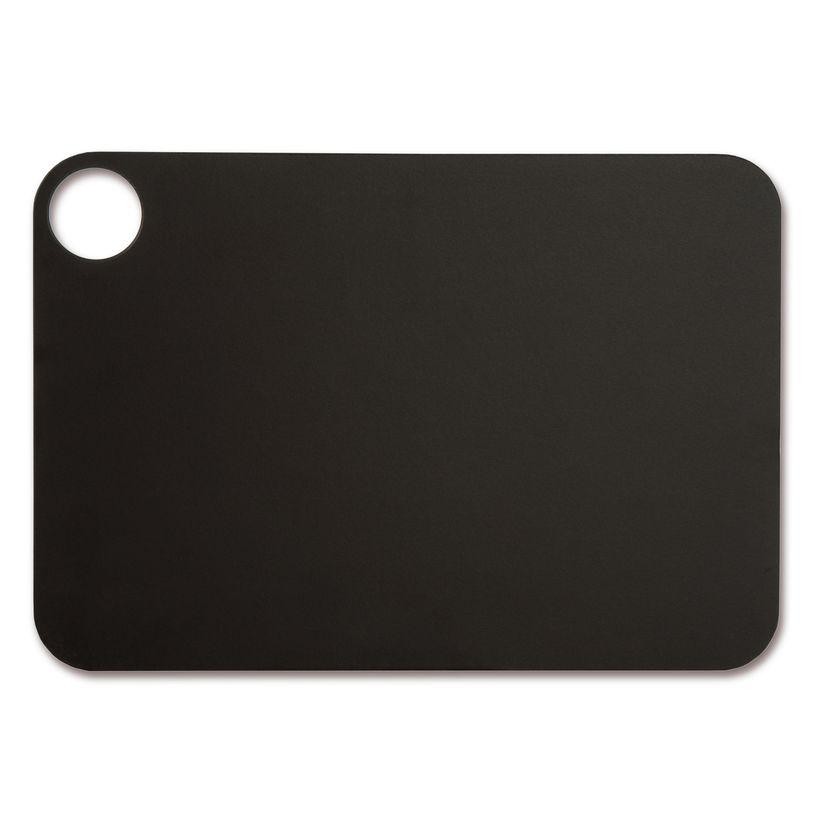 Planche à découper noire en papier compressé 33 x 23 cm - Arcos
